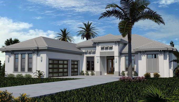 Frank R Jenkins Custom Homes breaks ground on custom home in  Palmira Golf and Country Club